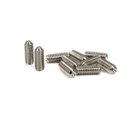 Cube Pedal Pins Flat & Klick Long 10 pcs.